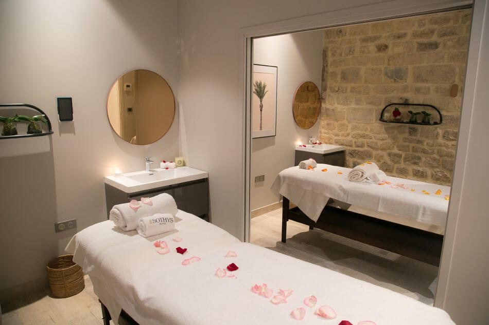 Spa à Paris